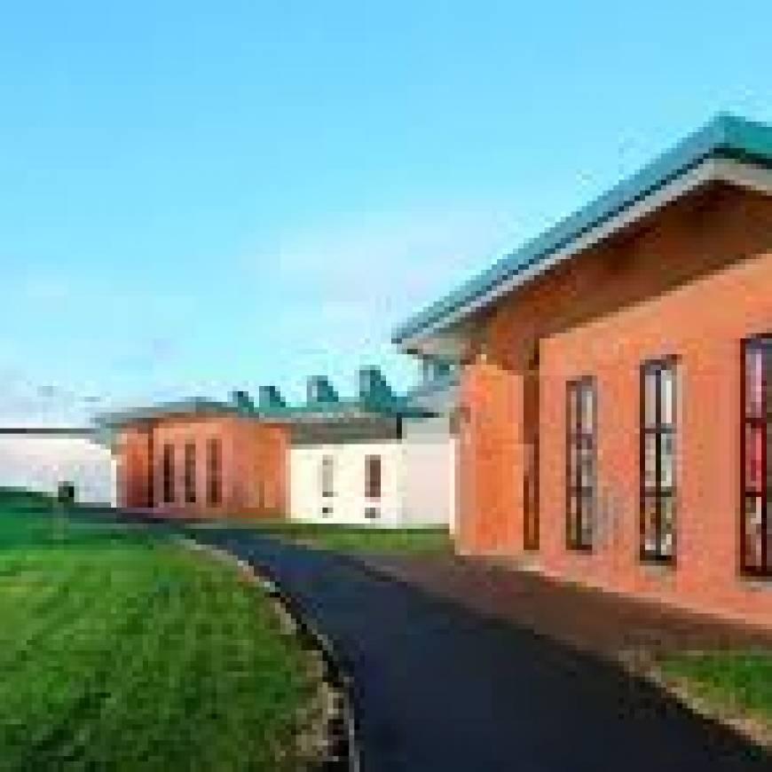Ballydowd Detention Centre