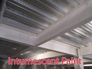intrumescent paint suppliers Flame Stop Dublin