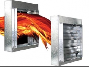 Fire Dampers at Flamestop