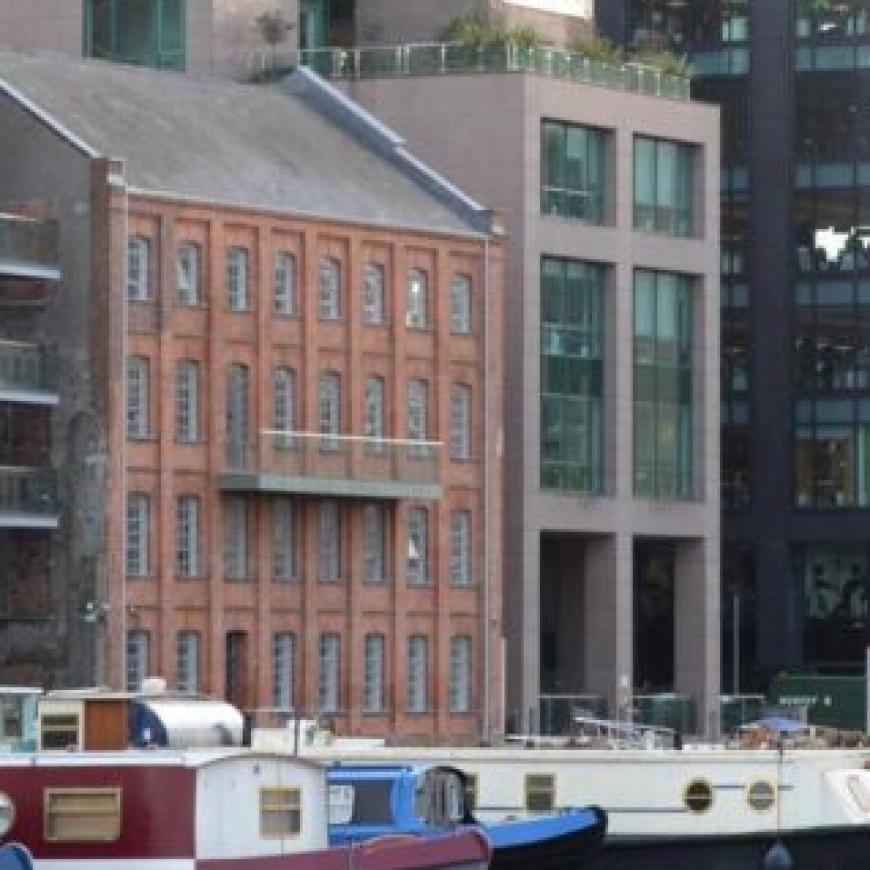 Google Grand Mill Quay