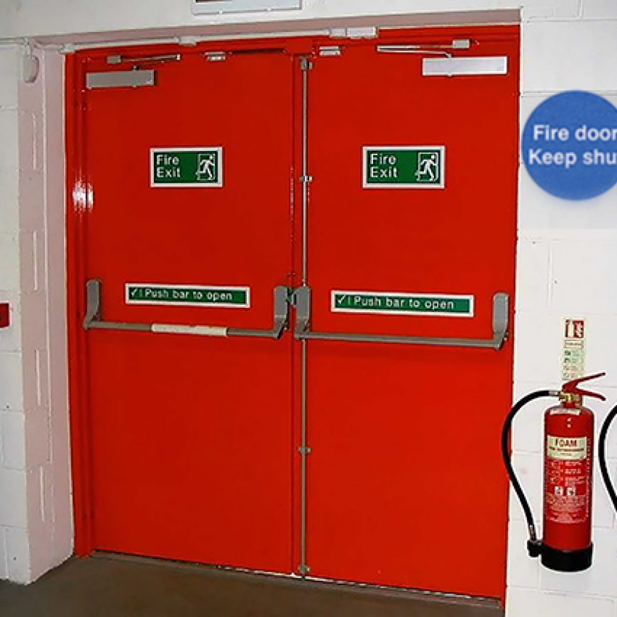 Merry Christmas! Add fire doors to your wish list