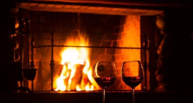 Romance gone up in flames: Chimneys being banned in homes